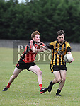 St Kevins Cian Callan Na Piarsaigh Robbie Murphy. Photo:Colin Bell/pressphotos.ie