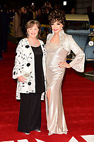 www.acepixs.com<br /> <br /> March 8 2017, London<br /> <br /> Pauline Collins and Dame Joan Collins arriving at the World Premiere of 'The Time Of Their Lives' at the Curzon Mayfair on March 8, 2017 in London<br /> <br /> By Line: Famous/ACE Pictures<br /> <br /> <br /> ACE Pictures Inc<br /> Tel: 6467670430<br /> Email: info@acepixs.com<br /> www.acepixs.com