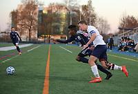 2017 NJSIAA Non-Public B Boys Soccer Final:  Morris Catholic vs Moorestown Friends - 111217