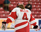 Kathryn Miller (BU - 4) - The Boston University Terriers defeated the visiting Northeastern University Huskies 3-0 on Tuesday, December 7, 2010, at Walter Brown Arena in Boston, Massachusetts.