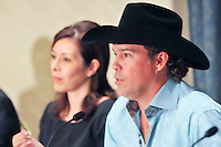 Clay Walker MS Forum at the Four Seasons Hotel Houston