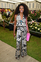 Beverley Knight at the Chelsea Flower Show 2018, London, UK. <br /> 21 May  2018<br /> Picture: Steve Vas/Featureflash/SilverHub 0208 004 5359 sales@silverhubmedia.com