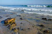 Crystal Cove Sate Park Beach