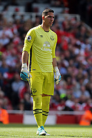 Joel Robles of Everton during Arsenal vs Everton, Premier League Football at the Emirates Stadium on 21st May 2017