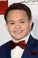 LOS ANGELES - FEB 4:  Sam Humphrey at the 3rd Annual Roger Neal Style Hollywood Oscar Viewing Dinner at the Hollywood Museum on February 4, 2018 in Los Angeles, CA