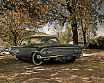 A cool cruiser Chevy Impala 1960
