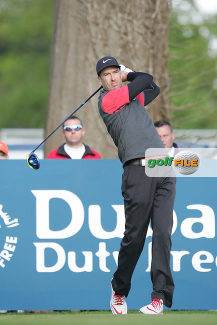 Ross Fisher (ENG) during Wednesday's Pro-Am ahead of the 2016 Dubai Duty Free Irish Open Hosted by The Rory Foundation which is played at the K Club Golf Resort, Straffan, Co. Kildare, Ireland. 18/05/2016. Picture Golffile | TJ Caffrey.<br /> <br /> All photo usage must display a mandatory copyright credit as: &copy; Golffile | TJ Caffrey.