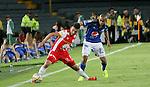 Millonarios 1 - 0 Santa Fe | Estadio Nemesio Camacho El campín | Fecha 20 de la Liga Águila 2015 - II