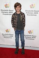 29 October 2017 - Culver City, California - Preston Bates. Elizabeth Glaser Pediatric AIDS Foundation's 28th Annual 'A Time For Heroes' Family Festival helming at Smashbox Studios. Photo Credit: F. Sadou/AdMedia