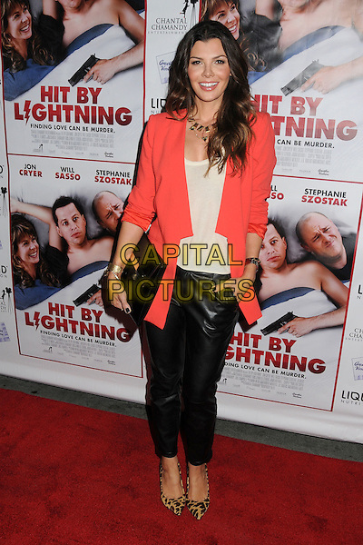 27 October 2014 - Hollywood, California - Ali Landry. &quot;Hit By Lightning&quot; Los Angeles Premiere held at Arclight Cinemas.<br /> CAP/ADM/BP<br /> &copy;BP/ADM/Capital Pictures
