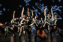 """Cloud Gate Theatre of Taiwan present the UK premiere of """"Formosa"""" at Sadler's Wells. The dancers are: CHEN Mu-han, CHOU Chen-yeh, HOU Tang-li, HUANG Mei-ya, HUANG Pei-hua, KUO Tzu-wei, SU I-ping, TSAI Ming-yuan, CHEN Lien-wei, FAN Chia-hsuan, KO Wan-chun, TU Shang-ting, CHENG His-ling, HOU Tang-li, HUANG Yu-ling, KUO Tzu-wei, LIN Hsin-fang, TSAI Ming-yuan, WONG Lap-cheong."""