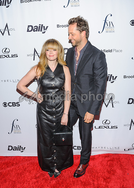 08 September 2016 - New York, New York- Natasha Lyonne, Derek Blasberg. Daily Front Row's Fourth Annual Fashion Media Awards. Photo Credit: Mario Santoro/AdMedia