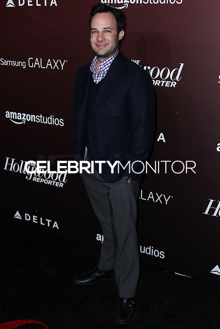 WESTWOOD, CA - NOVEMBER 06: Danny Strong at The Hollywood Reporter's Next Gen 20th Anniversary Gala held at the Hammer Museum on November 6, 2013 in Westwood, California. (Photo by Xavier Collin/Celebrity Monitor)