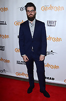 """LOS ANGELES - SEP 17:  Josh Hasty at the """"Candy Corn"""" Hollywood Premiere at the TCL Chinese 6 Theater on September 17, 2019 in Los Angeles, CA"""