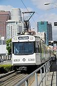 Stock photo of Los Angeles Metro