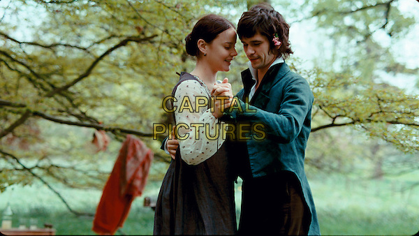 Abbie Cornish & Ben Whishaw.in Bright Star.*Filmstill - Editorial Use Only*.CAP/PLF.Supplied by Capital Pictures.