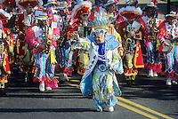 Mummer's Parade, Moorestown, New Jersey