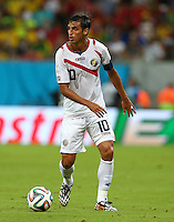 Bryan Ruiz of Costa Rica in action