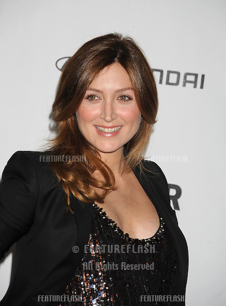 Sasha Alexander at the 2010 Glamour Reel Moments celebrating the directorial debuts of Jessica Biel, Eva Mendes and Rachel Weisz, at the Directors Guild of America..October 25, 2010  Los Angeles, CA.Picture: John Michaels / Featureflash