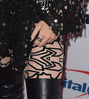 INGLEWOOD, CA - NOVEMBER 30: Hailee Steinfeld, detail, attends 102.7 KIIS FM's Jingle Ball 2018 Presented by Capital One at The Forum on November 30, 2018 in Inglewood, California. <br /> CAP/MPIIS<br /> &copy;MPIIS/Capital Pictures
