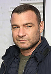 """Liev Schreiber attends the """"Sea Wall / A Life"""" opening night at The Public Theater on February 14, 2019, in New York City."""