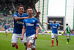 13.05.2018 Hibs v Rangers: Jason Holt celebrates his first goal