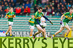 Jack Barry Kerry in action against  IT Tralee in the McGrath cup at Austin Stack Park on Sunday.