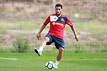 Getafe CF's Dani Pacheco during training session. August 1,2017.(ALTERPHOTOS/Acero)