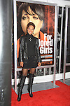 "Deadre Aziza attending The New York Special Screening of Tyler Perry's next film ""For Colored Girls"" on October 25, 2010 at the Ziegfield Theater, New York City, New York. (Photo by Sue Coflin/Max Photos)"