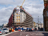 2019-08-29 Premier Inn construction