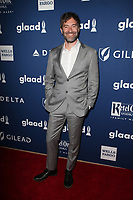 BEVERLY HILLS, CA - APRIL 12: Mark Duplass, At the 29th Annual GLAAD Media Awards at The Beverly Hilton Hotel on April 12, 2018 in Beverly Hills, California. <br /> CAP/MPI/FS<br /> &copy;FS/MPI/Capital Pictures