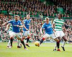 29.04.18 Celtic v Rangers: Jason Cummings has a second half shot on goal