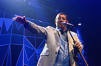 RIO DE JANEIRO, RJ, 29.05.2015 - SHOW-RJ - O cantor Zeca Pagodinho apresenta o show do seu disco Ser Humano no Citibank Hall, na Barra da Tijuca, na zona oeste, nesta sexta-feira (29). (Foto: João Mattos / Brazil Photo Press)