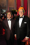 "Christopher Gardner and Gary Tinterow at the Museum of Fine Arts Houston's 2013 Grand Gala ""India"" Friday Oct. 04,2013.(Dave Rossman photo)"