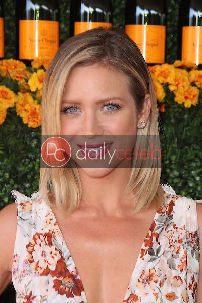 Brittany Snow<br /> at the Sixth-Annual Veuve Clicquot Polo Classic, Will Rogers State Historic Park, Pacific Palisades, CA 10-17-15<br /> David Edwards/Dailyceleb.com 818-249-4998