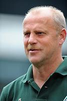 FUSSBALL   1. BUNDESLIGA   SAISON 2011/2012    1. SPIELTAG SV Werder Bremen - 1. FC Kaiserslautern             06.08.2011 Trainer Thomas SCHAAF (SV Werder Bremen)