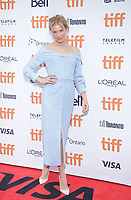 """TORONTO, ONTARIO - SEPTEMBER 10: Renee Zellweger attends the """"Judy"""" premiere during the 2019 Toronto International Film Festival at Princess of Wales Theatre on September 10, 2019 in Toronto, Canada. Photo: PICJER/imageSPACE/MediaPunch"""