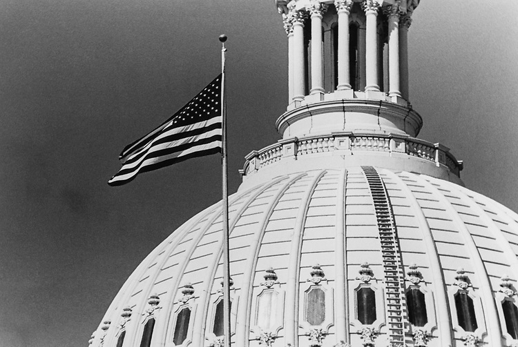 Dome of Capitol Hill. (Photo by CQ Roll Call via Getty Images)