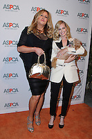 BEL AIR, CA - OCTOBER 20: Beth Behrs. Jennifer Coolidge, Marnie the Dog  attends ASPCA's Los Angeles Benefit on October 20, 2016 in Bel Air, California.  (Credit: Parisa Afsahi/MediaPunch).