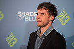"""Bernabe Fernandez attends to the premiere of the new series of chanel Calle 13, """"Shades of Blue"""" at Callao Cinemas in Madrid. April 05, 2016. (ALTERPHOTOS/Borja B.Hojas)"""