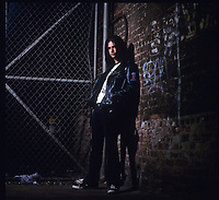 CHICAGO, ILLINOIS - 1994: Gilby Clarke photographed in Chicago, Illinois in 1994.<br /> Credit: Gene Ambo/MediaPunch ***NO JAPAN, NO UK***