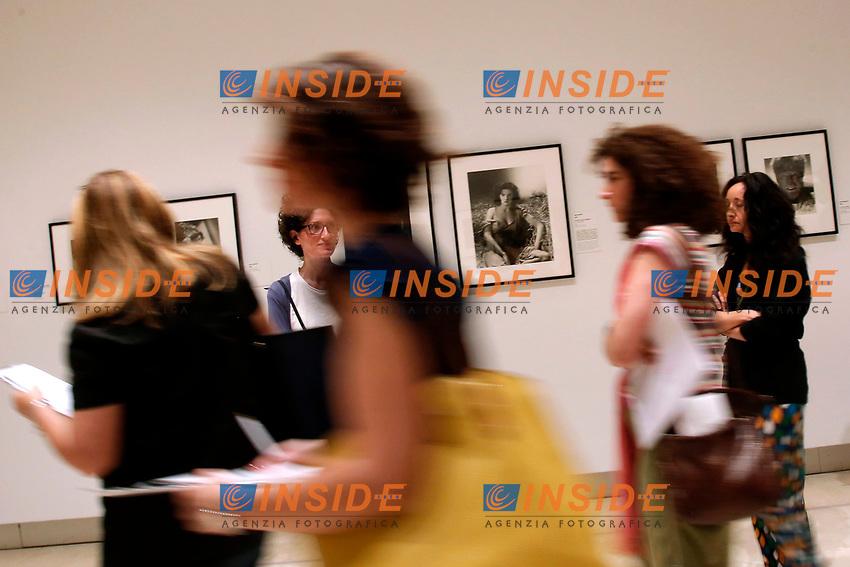 Jane Russell<br /> Roma 23/06/2017. Palazzo delle Esposizioni. Mostra 'Hollywood Icons', 160 ritratti dei piu' grandi attori della storia di Hollywood dagli anni '20 in poi.<br /> Rome June 23rd 2017. Photography Exhibition 'Hollywood Icons', 160 portraits of the most famous Hollywood stars of the last century, since the silent films of the 20's.<br /> Foto Samantha Zucchi Insidefoto