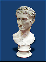 Bust to Boom - Marble head of Augustus sells for £157,000.
