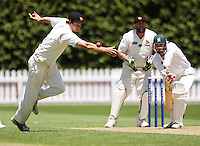 081213 Cricket - Wellington Firebirds v Central Stags