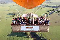 20170124 January 24 Hot Air Balloon Gold Coast