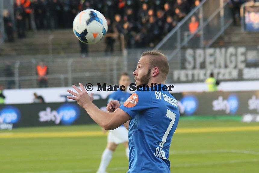 Marco Sailer (SV98) - SV Darmstadt 98 vs. Armina Bielefeld, Stadion am Böllenfalltor