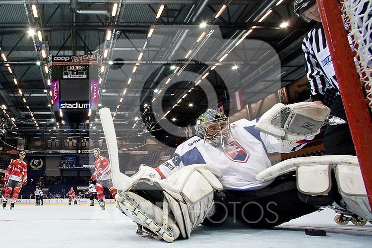01.07.2010, Löfbergs Lila Arena, Karlstad, SWE, IIHF In Line Hockey World Championships, Slowakei vs Österreich im Bild Jozef Ondrejka of Slovakia,  Foto: nph /   Matic Klansek Velej, ATTENTION! Slovenia OUT