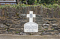 Execution spot of Patrick Watters<br /> Patrick (18) and his brother John (23) taken at 2.00pm June 18th 1921 and murdered by a Black and Tan detachment not twenty yards from their home, as a reprisal for the killing of a ' Black and Tan Auxiliary'  William Campbell (21), a native of Dumbarton, Scotland by an IRA unit at Dowdallshill, three hours before.