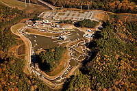US National Whitewater Center aerial photography - October 2010