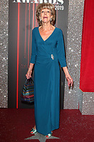 Sue Nicholls at The British Soap Awards 2019 arrivals. The Lowry, Media City, Salford, Manchester, UK on June 1st 2019<br /> CAP/ROS<br /> ©ROS/Capital Pictures